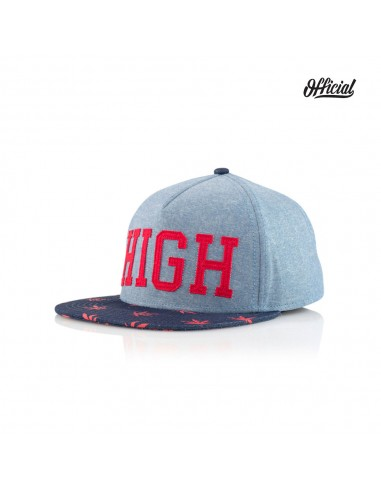 OFFICIAL HIGH RED