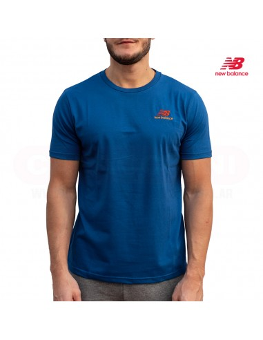 NB ESSENTIALS EMBROIDERED TEE